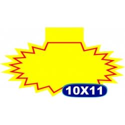 Splash Mini s/ Oferta e c/ Aba - 10x11 cm - CÓD. 101 - Pacote c/ 100 uni.