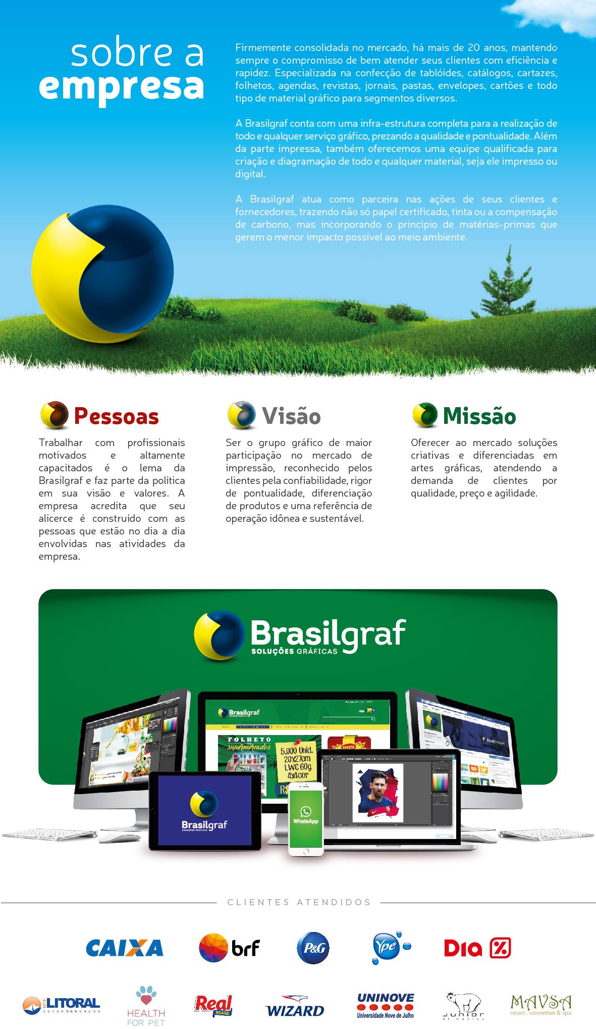 Sobre a Brasilgraf
