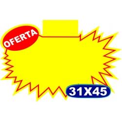 Splash Oferta c/ Aba -31x45cm- CÓD. 09 - Pacote c/ 100 uni.