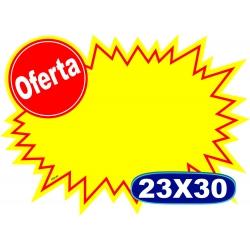 Splash Oferta S/ Aba- 20x28cm - CÓD.07- Pacote c/ 100 uni.