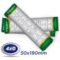 500 Marcadores 5x18cm Couche 250g 4x0 cor -Verniz UV Total Frente - Produção 2 dias
