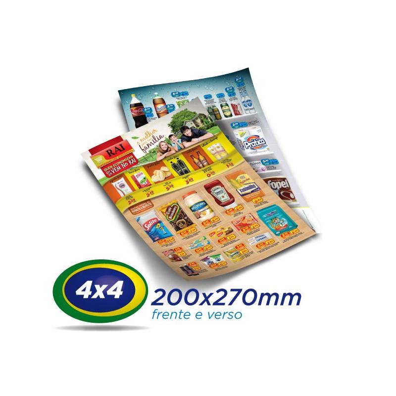 impressão de panfletos tablóides gráfica são paulo cotia comprar preço