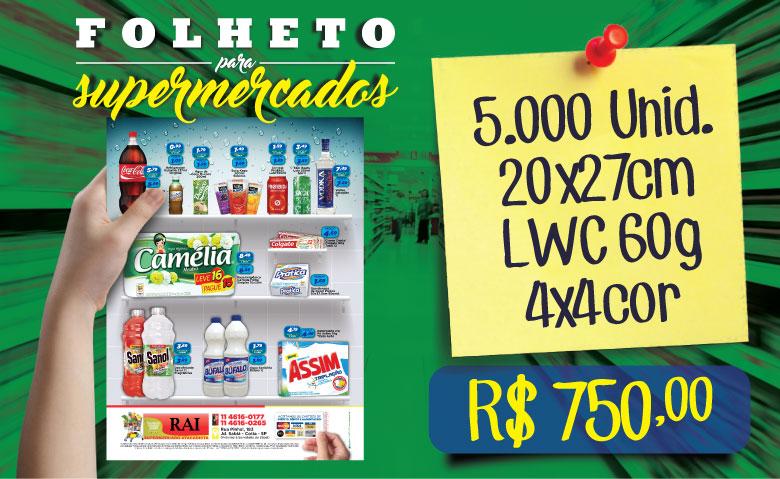 FOLHETOS SUPERMERCADO